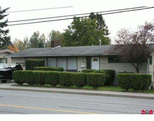 Main Photo: 33926 MARSHALL Road in Abbotsford: Central Abbotsford House for sale : MLS®# F2924044