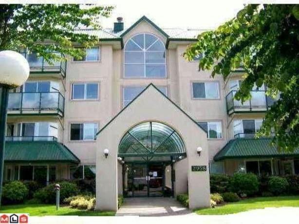 "Main Photo: #312 2964 Trethewey in Abbotsford: Abbotsford West Condo for sale in ""Cascade Green"" : MLS®# F1027036"