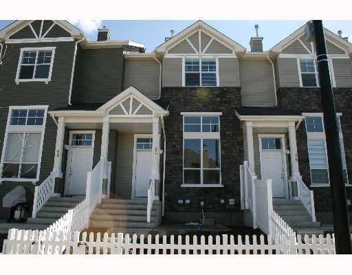 Main Photo:  in CALGARY: McKenzie Towne Townhouse for sale (Calgary)  : MLS®# C3272158