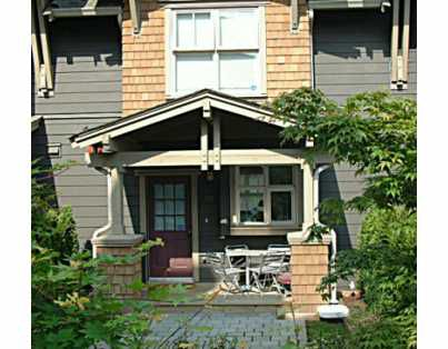 """Main Photo: 225 600 PARK CR in New Westminster: GlenBrooke North Townhouse for sale in """"THE ROYCROFT"""" : MLS®# V535762"""