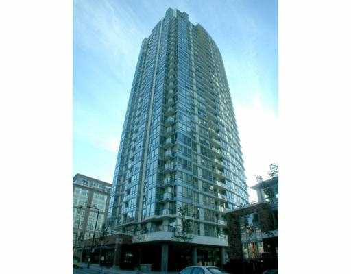 "Main Photo: 2306 928 BEATTY ST in Vancouver: Downtown VW Condo for sale in ""MAX I"" (Vancouver West)  : MLS®# V554343"