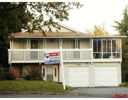 """Main Photo: 9910 133RD Street in Surrey: Whalley House for sale in """"Surrey City"""" (North Surrey)  : MLS®# F2724019"""