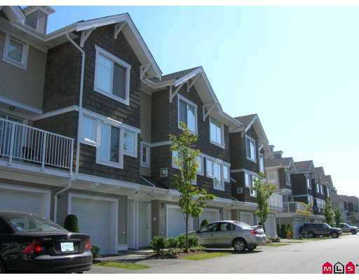 """Main Photo: 20760 DUNCAN Way in Langley: Langley City Townhouse for sale in """"Wyndham Lane"""" : MLS®# F2618755"""