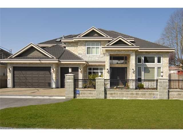 Main Photo: 9131 Diamond in Richmond: House for sale : MLS®# v883099