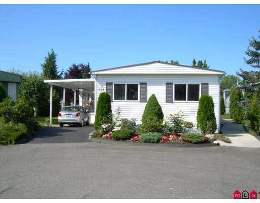 "Main Photo: 138 1840 160TH Street in Surrey: King George Corridor Manufactured Home for sale in ""Breakaway Bays"" (South Surrey White Rock)  : MLS®# F2719960"
