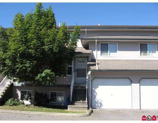 """Main Photo: 77 34332 MACLURE Road in Abbotsford: Central Abbotsford Townhouse for sale in """"Immel Ridge"""" : MLS®# F2720910"""