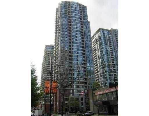 "Main Photo: 2410 909 MAINLAND Street in Vancouver: Downtown VW Condo for sale in ""YALETOWN PARK 2"" (Vancouver West)  : MLS®# V679398"