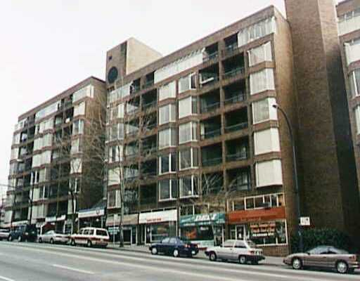 """Main Photo: 618 1330 BURRARD Street in Vancouver: Downtown VW Condo for sale in """"ANCHOR POINT"""" (Vancouver West)  : MLS®# V697066"""
