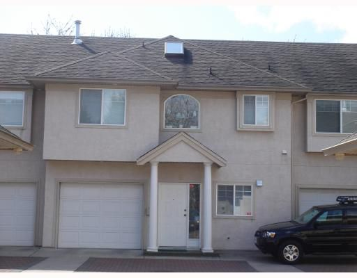 Main Photo: 4 7651 MOFFATT Road in Richmond: Brighouse South Townhouse for sale : MLS®# V703566