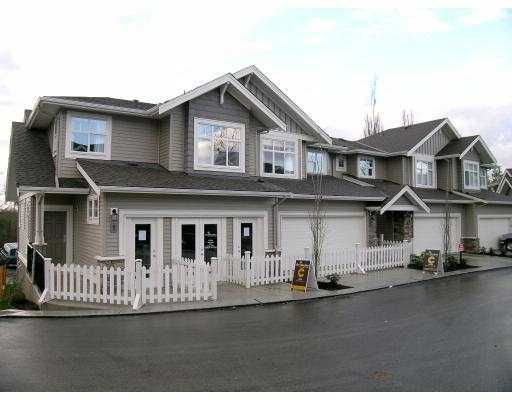 """Main Photo: # 39 11282 COTTONWOOD DR in Maple Ridge: Cottonwood MR Townhouse for sale in """"THE MEASDOWS AT VERIGIN'S RIDGE"""" : MLS®# V678077"""