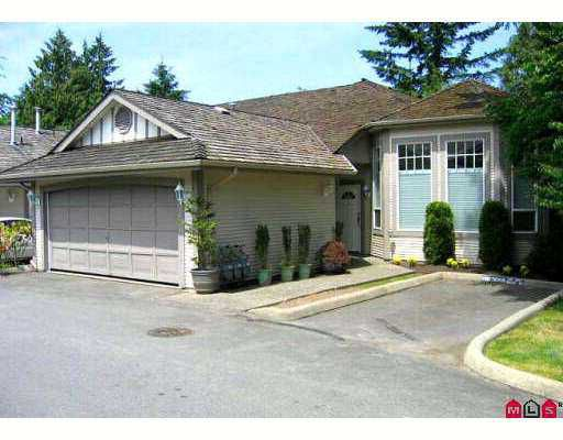 """Main Photo: 342 20655 88TH Avenue in Langley: Walnut Grove Townhouse for sale in """"TWIN LAKES"""" : MLS®# F2714812"""