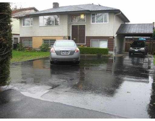 "Main Photo: 4868 ROYAL OAK Avenue in Burnaby: Deer Lake Place House for sale in ""DEER LAKE PLACE"" (Burnaby South)  : MLS®# V696356"