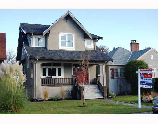 Main Photo: 285 W 19TH Avenue in Vancouver: Cambie House for sale (Vancouver West)  : MLS®# V684458