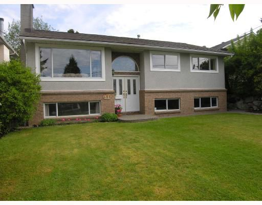 Main Photo: 488 W KINGS Road in North Vancouver: Upper Lonsdale House for sale : MLS®# V711268
