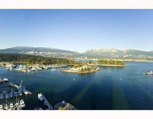 Main Photo: # 2502 1281 W CORDOVA ST in Vancouver: Condo for sale : MLS®# V746256