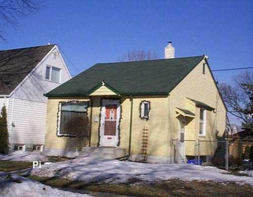 Main Photo: 1255 STRATHCONA Street in Winnipeg: West End / Wolseley Single Family Detached for sale (West Winnipeg)  : MLS®# 2704073