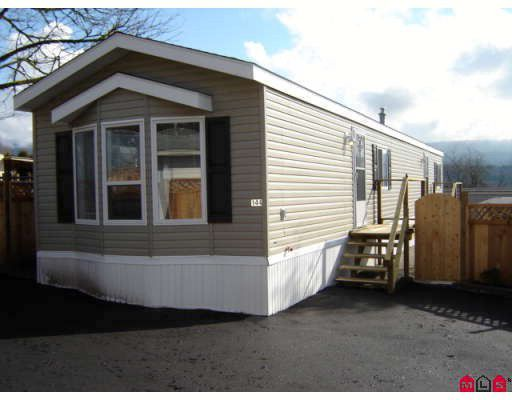 Main Photo: 144 10221 WILSON Road in Mission: Stave Falls Manufactured Home for sale : MLS®# F2806567