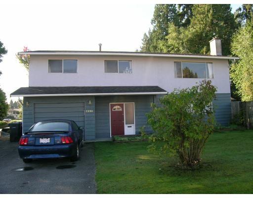 Main Photo: 1310 FRASER AV: House for sale : MLS®# V736278