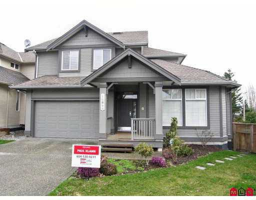 "Main Photo: 16899 79TH Ave in Surrey: Fleetwood Tynehead House for sale in ""FALCON RIDGE"" : MLS®# F2703874"
