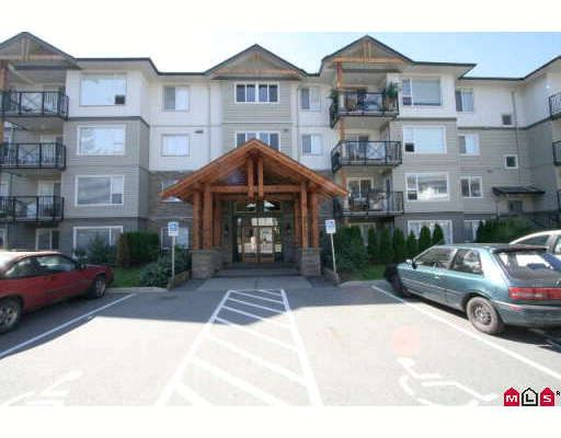 Main Photo: # 202 2955 DIAMOND CR in Abbotsford: Condo for sale : MLS®# F2825547