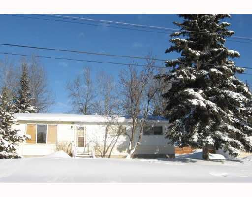 """Main Photo: 5316 W 54TH Avenue in Fort_Nelson: Fort Nelson -Town House for sale in """"HOSPITAL HILL"""" (Fort Nelson (Zone 64))  : MLS®# N179375"""