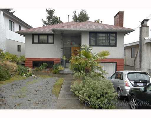 Main Photo: 5661 ORMIDALE Street in Vancouver: Collingwood VE House for sale (Vancouver East)  : MLS®# V688423