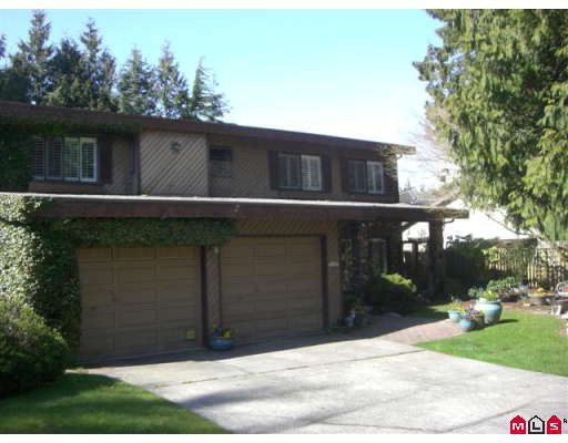 Main Photo: 2291 HARBOURGREENE Drive in White_Rock: Crescent Bch Ocean Pk. House for sale (South Surrey White Rock)  : MLS®# F2807941