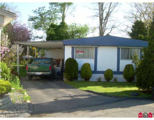 """Main Photo: 45 1840 160 Street in Surrey: King George Corridor Manufactured Home for sale in """"Breakaway Bays"""" (South Surrey White Rock)  : MLS®# F2813317"""