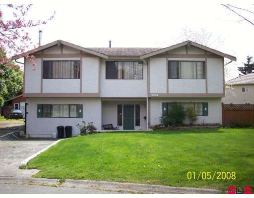 "Main Photo: 12776 ROSS Place in Surrey: Queen Mary Park Surrey House for sale in ""Robertson Park"" : MLS®# F2813332"