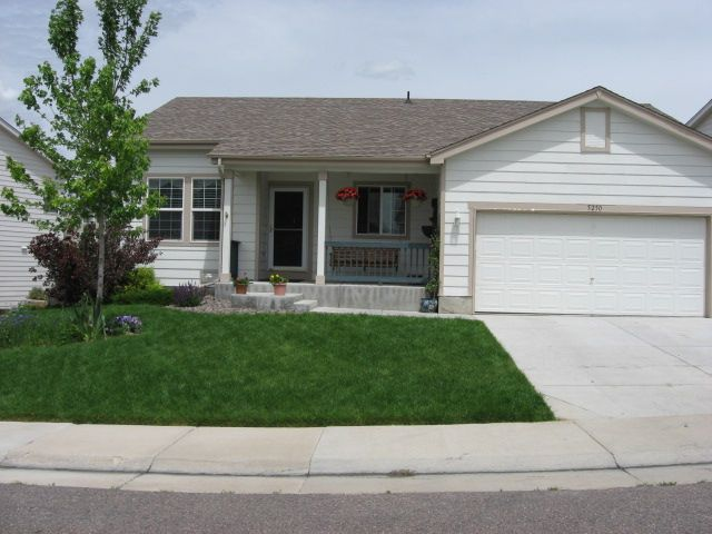 Main Photo: 5250 S. Rome Street in Aurora: Trail Ridge House/Single Family for sale (Aurora South)  : MLS®# 749549