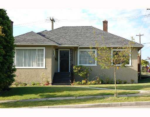 """Main Photo: 98 W 37TH Avenue in Vancouver: Cambie House for sale in """"CAMBIE"""" (Vancouver West)  : MLS®# V654146"""