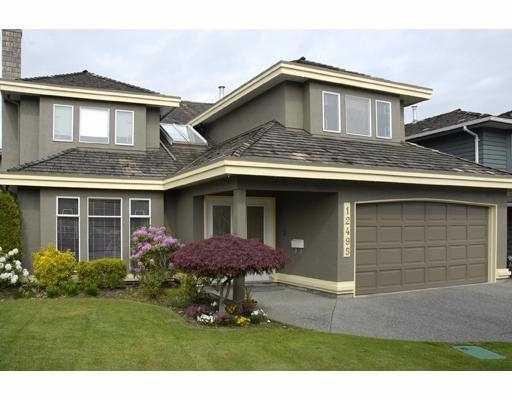 Main Photo: 12495 BRUNSWICK PL in Richmond: Steveston South House for sale : MLS®# V593327