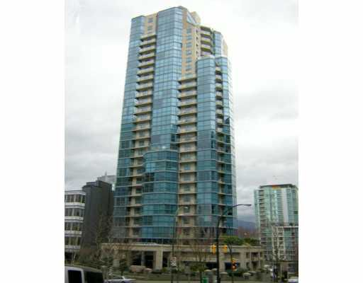 """Main Photo: 1415 W GEORGIA Street in Vancouver: Coal Harbour Condo for sale in """"PALAIS GEORGIA"""" (Vancouver West)  : MLS®# V633299"""