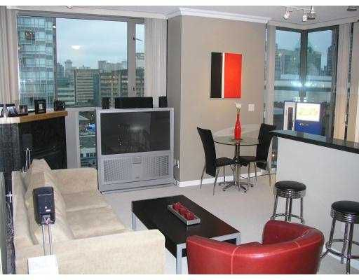 """Main Photo: 1601 928 RICHARDS ST in Vancouver: Downtown VW Condo for sale in """"SAVOY"""" (Vancouver West)  : MLS®# V560663"""