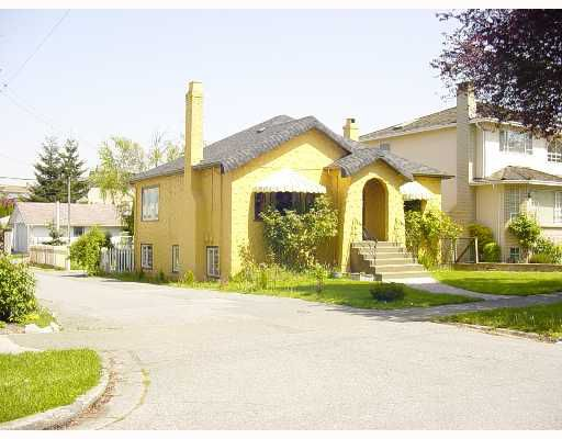 Main Photo: 215 E 36TH Ave in Vancouver: Main House for sale (Vancouver East)  : MLS®# V647902