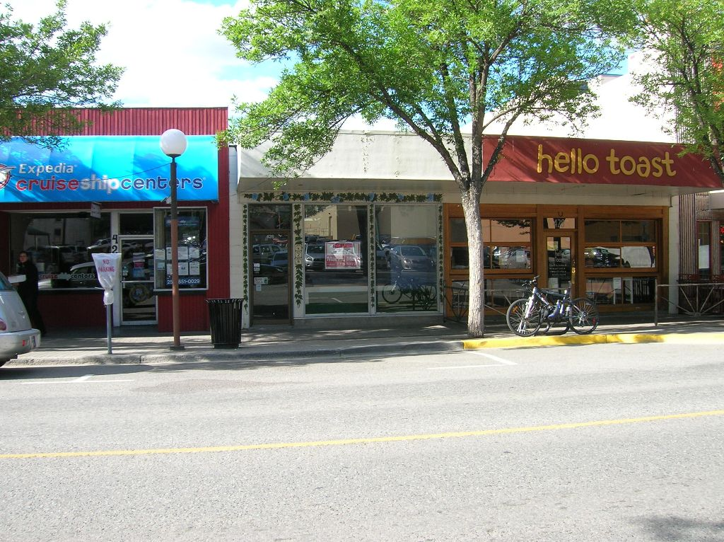 Main Photo: 426 Victoria Street in Kamloops: Downtown Commercial for lease : MLS®# 104685