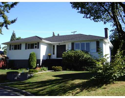 Main Photo: 4486 SARATOGA Court in Burnaby: Central Park BS House for sale (Burnaby South)  : MLS®# V673169