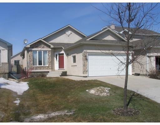 Main Photo: 49 VINELAND in WINNIPEG: Fort Garry / Whyte Ridge / St Norbert Residential for sale (South Winnipeg)  : MLS®# 2804728
