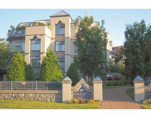 "Main Photo: 103 2978 BURLINGTON Drive in Coquitlam: North Coquitlam Condo for sale in ""THE BURLINGTON"" : MLS®# V699588"