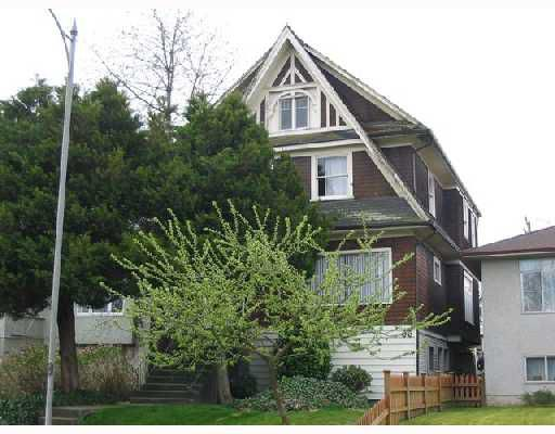 Main Photo: 66 W 17TH Avenue in Vancouver: Cambie House for sale (Vancouver West)  : MLS®# V706423