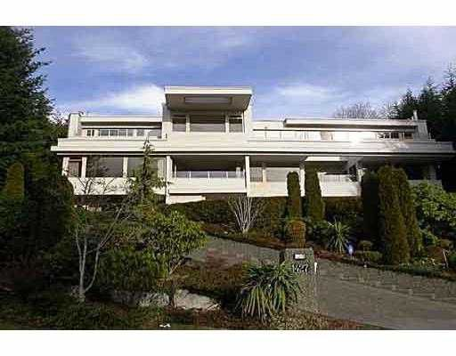 Main Photo: 1427 BRAMWELL RD in West Vancouver: Chartwell House for sale : MLS®# V571492