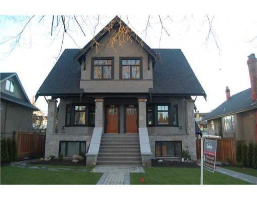 Main Photo: 2432 W 8TH AV in Vancouver: Condo for sale : MLS®# V869054