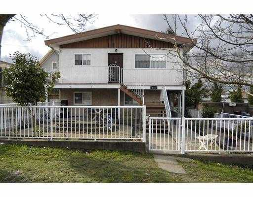Main Photo: 644 E 24TH Avenue in Vancouver: Fraser VE House for sale (Vancouver East)  : MLS®# V698343