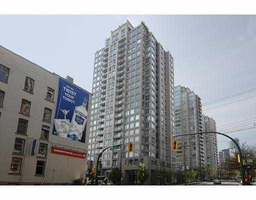 "Main Photo: 1101 1001 HOMER Street in Vancouver: Downtown VW Condo for sale in ""BENTLEY"" (Vancouver West)  : MLS®# V706717"