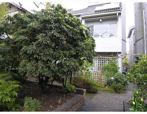 Main Photo: 1946 MCNICOLL Ave in Vancouver: Kitsilano House 1/2 Duplex for sale (Vancouver West)  : MLS®# V642329