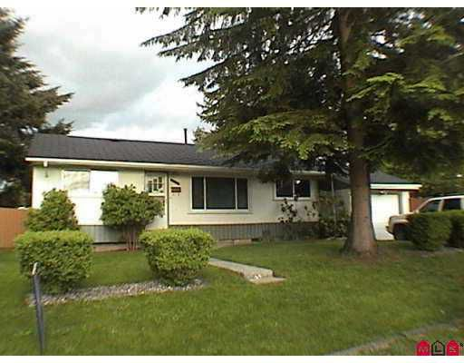"""Main Photo: 10736 129TH Street in Surrey: Whalley House for sale in """"City Central"""" (North Surrey)  : MLS®# F2713857"""