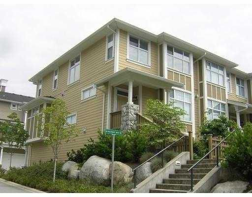 """Main Photo: 979 WESTBURY Walk in Vancouver: South Cambie Townhouse for sale in """"CHURCHILL GARDEN"""" (Vancouver West)  : MLS®# V677425"""