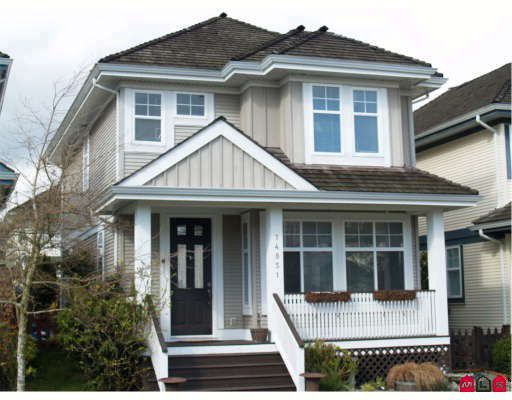 "Main Photo: 14851 57B Avenue in Surrey: Sullivan Station House for sale in ""Panorama Village"" : MLS®# F2809992"