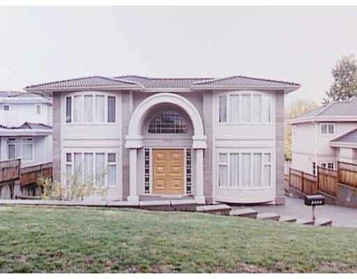 Main Photo: 7512 AUBREY Street in Burnaby: Simon Fraser Univer. House for sale (Burnaby North)  : MLS®# V705926