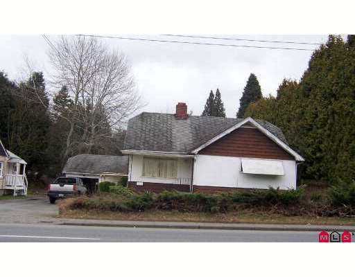Main Photo: 2256 MCCALLUM Road in Abbotsford: Central Abbotsford House for sale : MLS®# F2704730